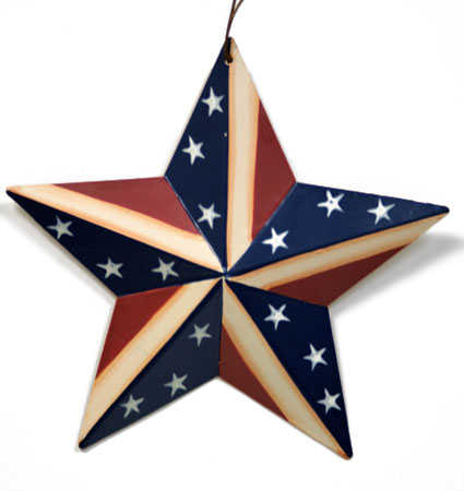 Primitive americana pinwheel barn star home decor for Barn star decorations home