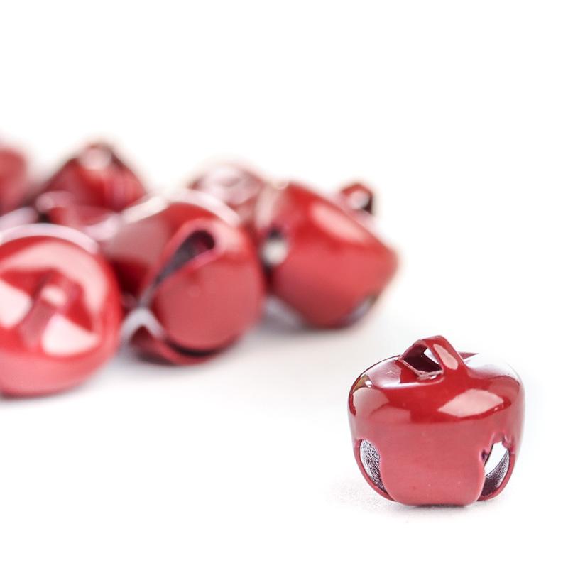 Red Jingle Bells - Bells - Basic Craft Supplies - Craft ...