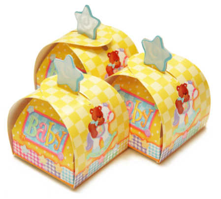 baby shower favor boxes package of 24 baby shower favors baby