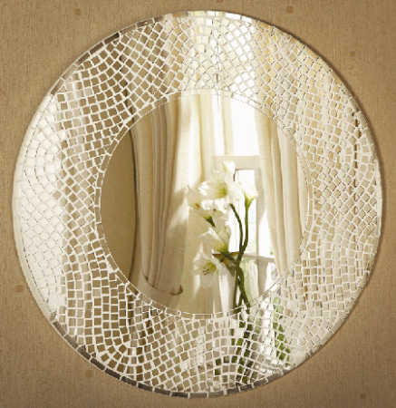 Excellent Mosaic Mirror  Mosaic Frames And Mirrors  Pinterest