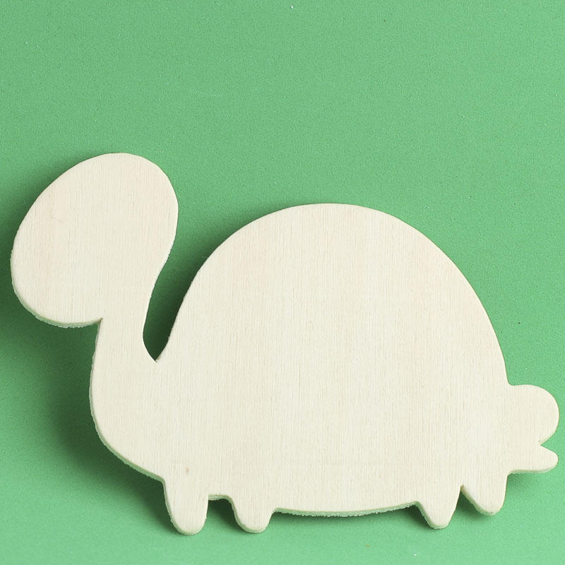 unfinished wooden turtle cutout wood cutouts