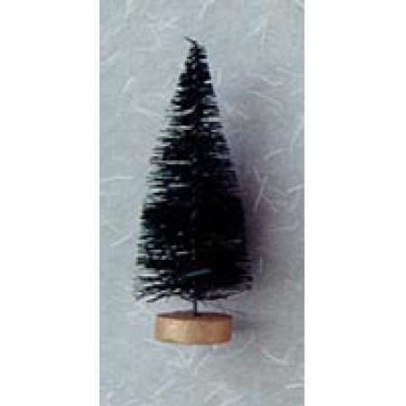 Miniature sisal bottle brush trees miniatures view all for Miniature christmas trees for crafts