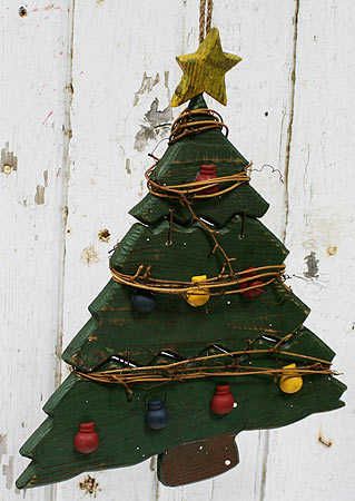 primitive rustic wooden christmas tree christmas and holiday primitive decor