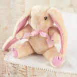 Plush Tan Bunny Rabbit - True Vintage
