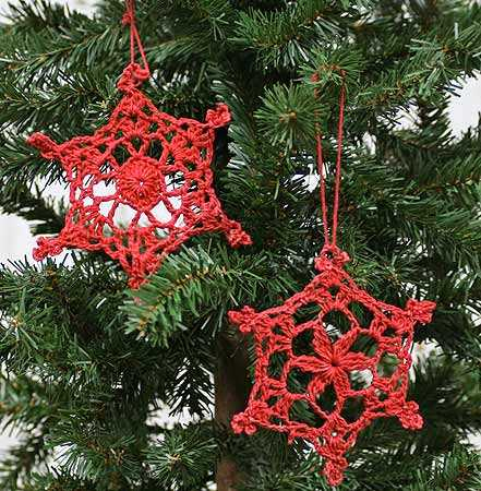 Crochet Patterns Central Christmas images