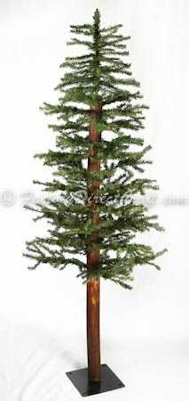 5 foot Alpine Skinny Tree - Country Christmas Tree - Trees ...