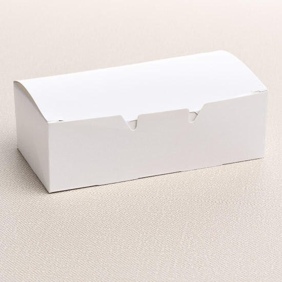 Wedding Take Home Gifts: White Take Home Cake Boxes