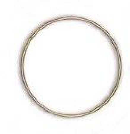 Gold metal craft ring dreamcatcher supplies basic for Large plastic rings for crafts