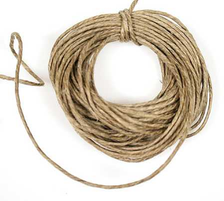 All Natural Hemp Twine Wire Rope String Basic