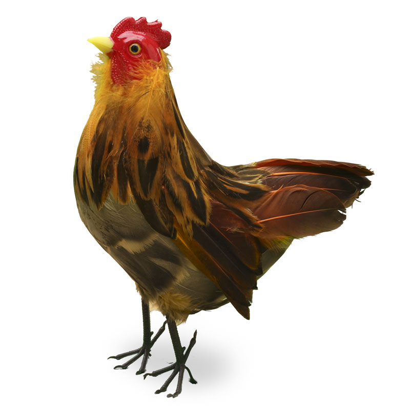 Lifelike Artificial Hen Chicken