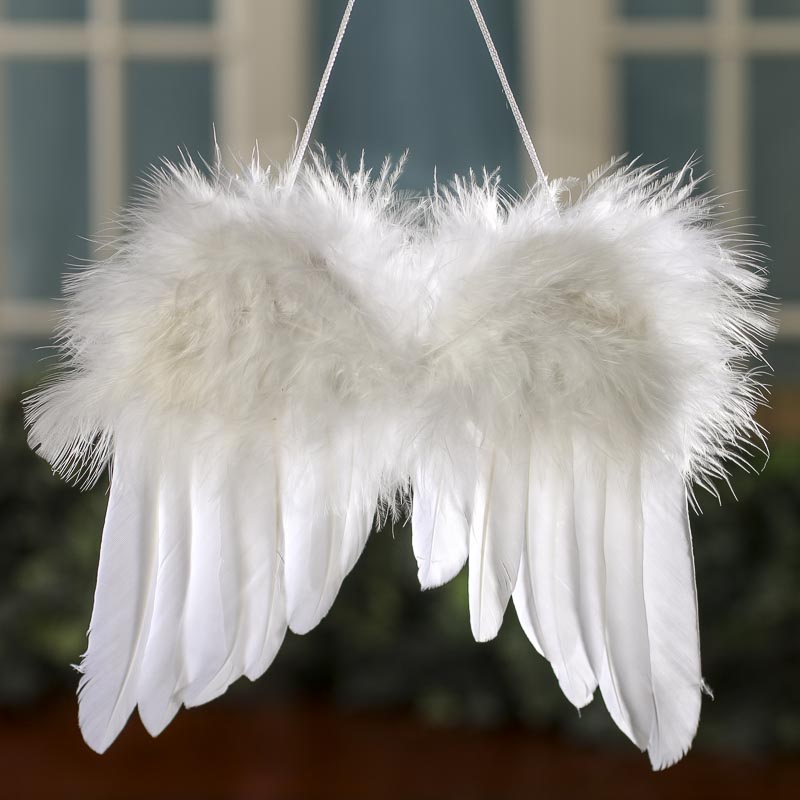 White Feather Angel Wings Angel Wings Doll Making
