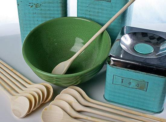 12 Quot Unfinished Wood Spoon Package Of 12 Mini Kitchen