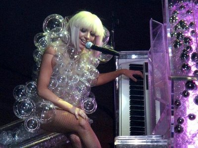 For Lady gaga bubble dress bad turn