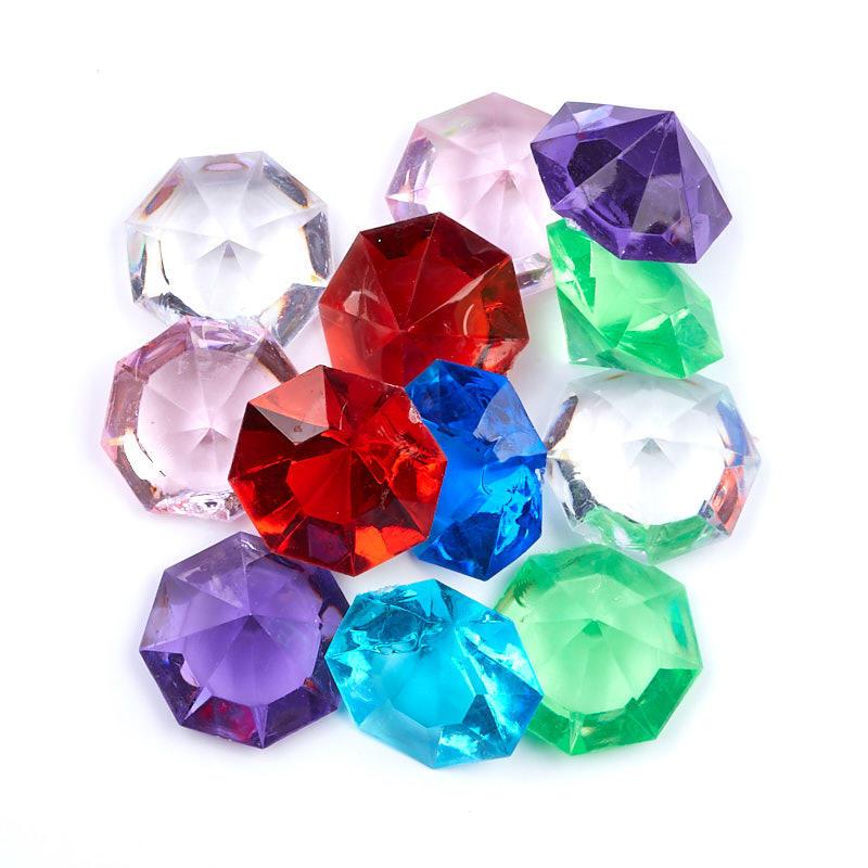 Pirate Treasure Gems