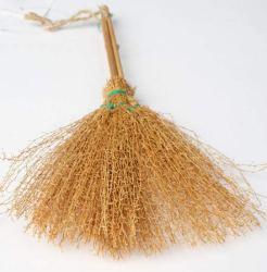 8 natural straw broom doll making supplies craft supplies for Straw brooms for crafts