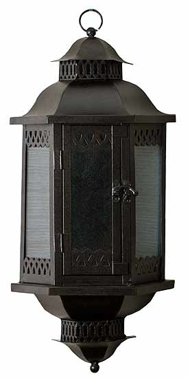 Wall Mount Metal Candle Lantern New Items
