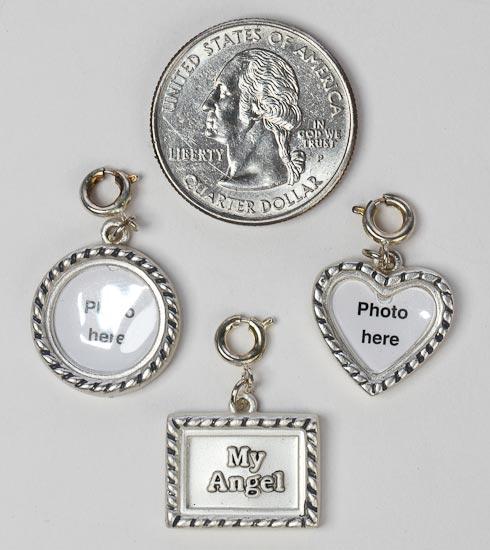 3 hallmark keepsakes the heart of motherhood my angel for Star hallmark on jewelry