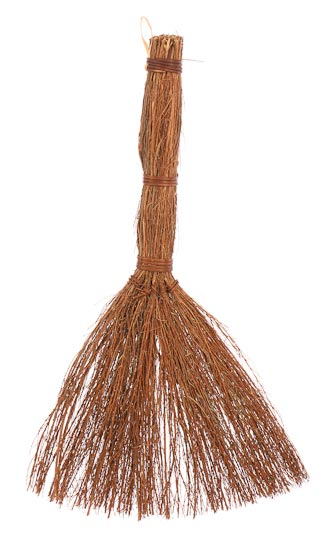 Natures potpourri assorted scented pine broom straw for Straw brooms for crafts