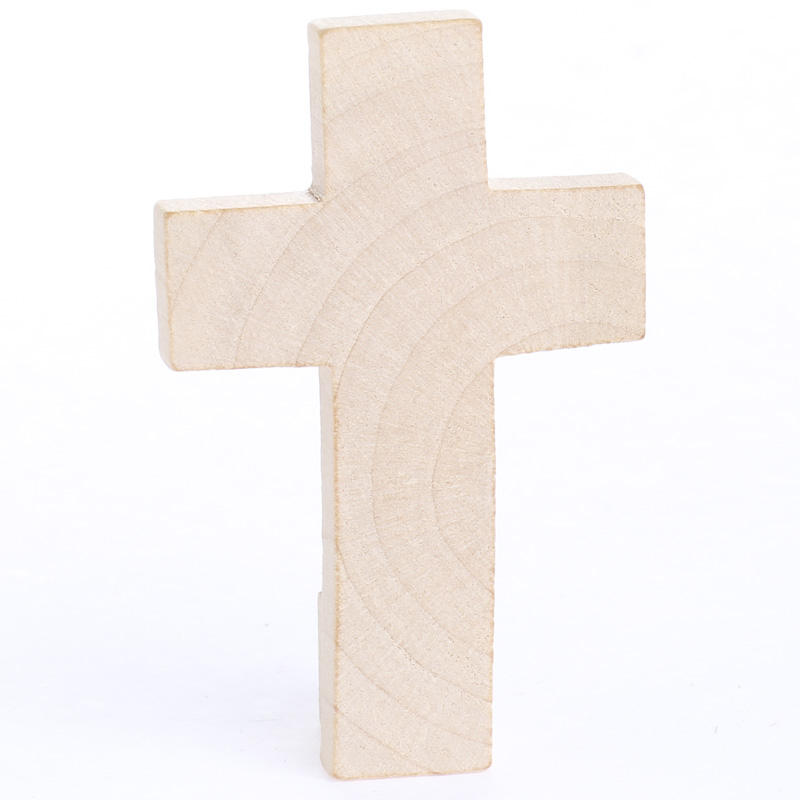 Small Unfinished Wood Crosses