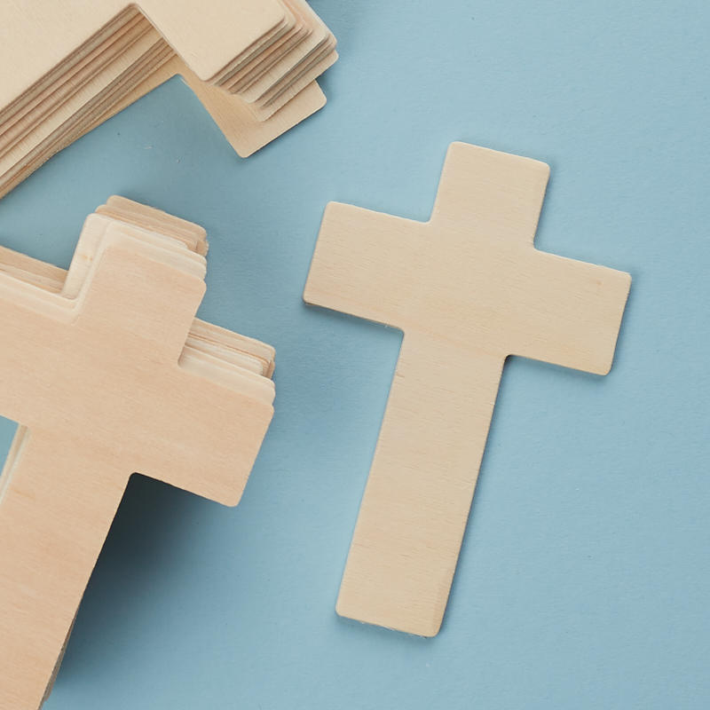 Unfinished wood cross cutouts wood cutouts unfinished for Cheap wooden crosses for crafts