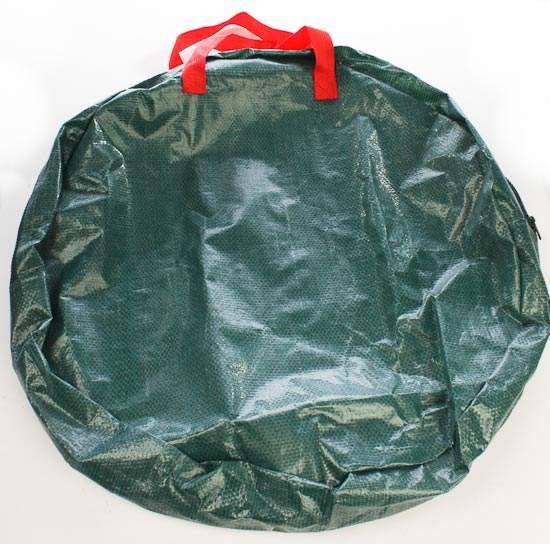 18 quot wreath keeper vinyl storage bag wreaths floral