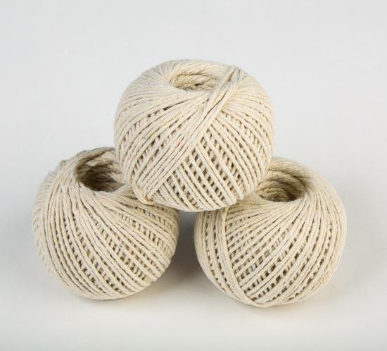 White Cotton Twine Wire Rope String Basic Craft