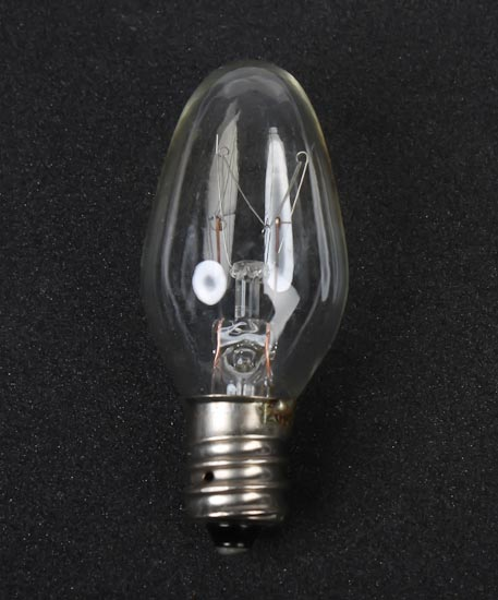 glass candelabra base light bulb light bulbs lighting. Black Bedroom Furniture Sets. Home Design Ideas