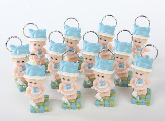 Baby Boy Placecard Holders - It's a Boy! Theme Baby Shower - Baby ...