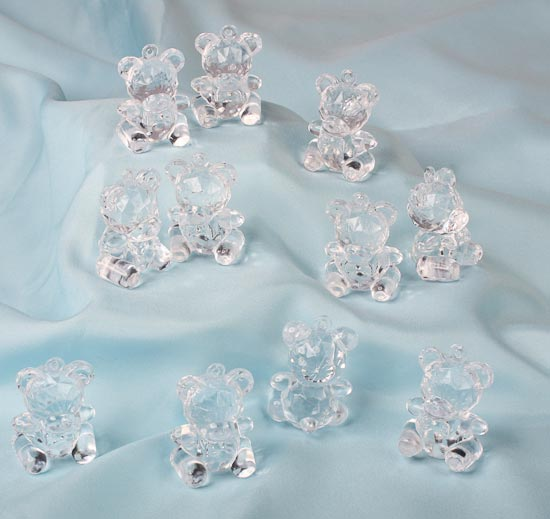 baby teddy bear favors 12 pcs baby shower decorations baby