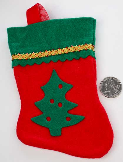 Small Felt Christmas Stockings Christmas And Winter Sale