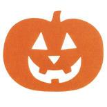 Felties Jack O' Lantern Pumpkin Cutout