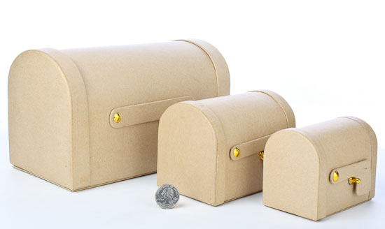 Paper Mache Mailboxes Paper Mache Basic Craft Supplies