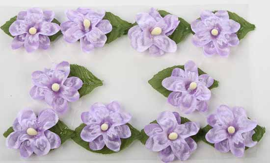 34 mini lilac silk flowers 60pcs silk poly and ribbon roses click here for a larger view mightylinksfo