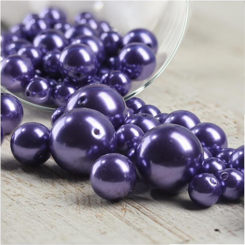 Pearl Beads: Vase Fillers + Table Scatters