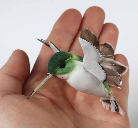 Artificial Mushroom Hummingbirds Birds Butterflies Basic Craft