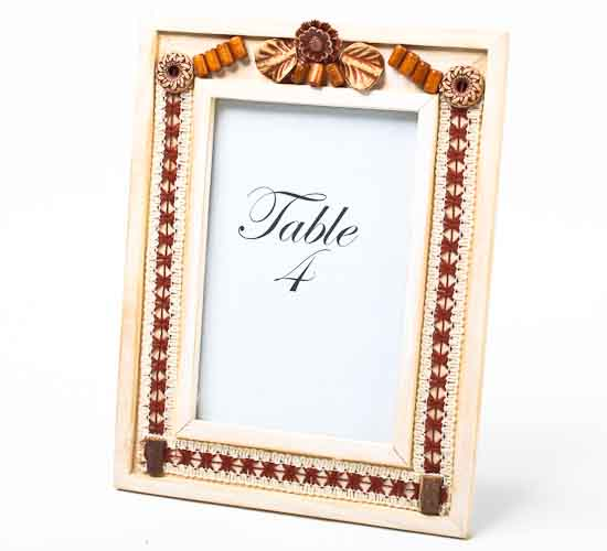Unfinished Wood Decorative Photo Frame Kits Set Of 5