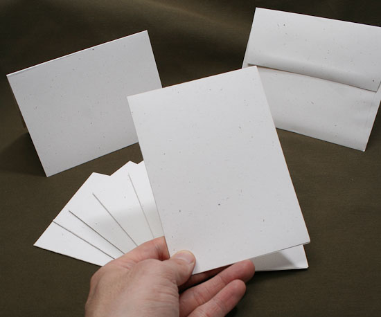 blank note cards with envelopes  package of 24  sales