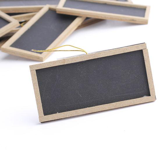 2 Quot X 4 Quot Mini Chalkboards Mini Chalkboards Basic Craft