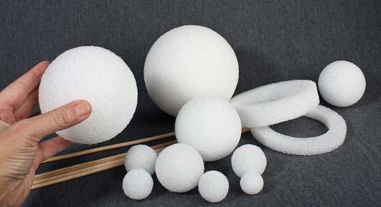 Styrofoam Solar System Kids Craft Kit Styrofoam Basic Craft