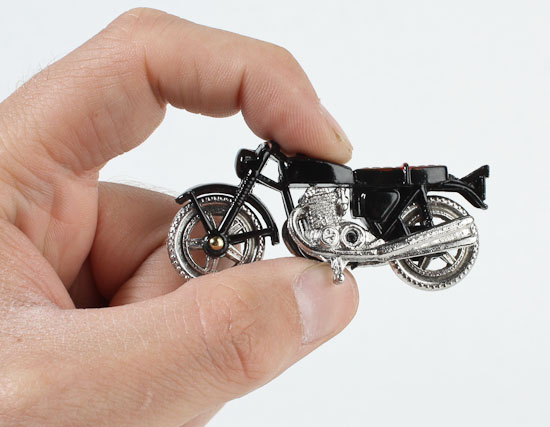 miniature motorcycle miniatures view all dollhouse. Black Bedroom Furniture Sets. Home Design Ideas