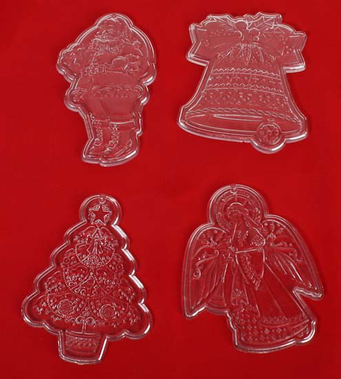 Clear Acrylic Christmas Ornaments - Christmas Ornaments ...