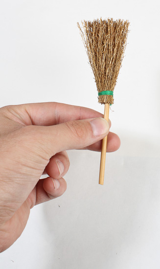 5 Quot Natural Straw Craft Broom Doll Making Supplies