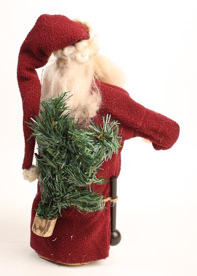 Primitive Christmas Tree Decorations