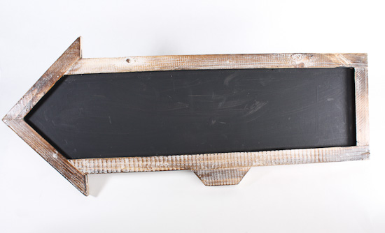 Chalkboard Arrow Clip Art EPS + PNG ~ Objects on Creative ...  |Chalkboard Arrow Sign Plant