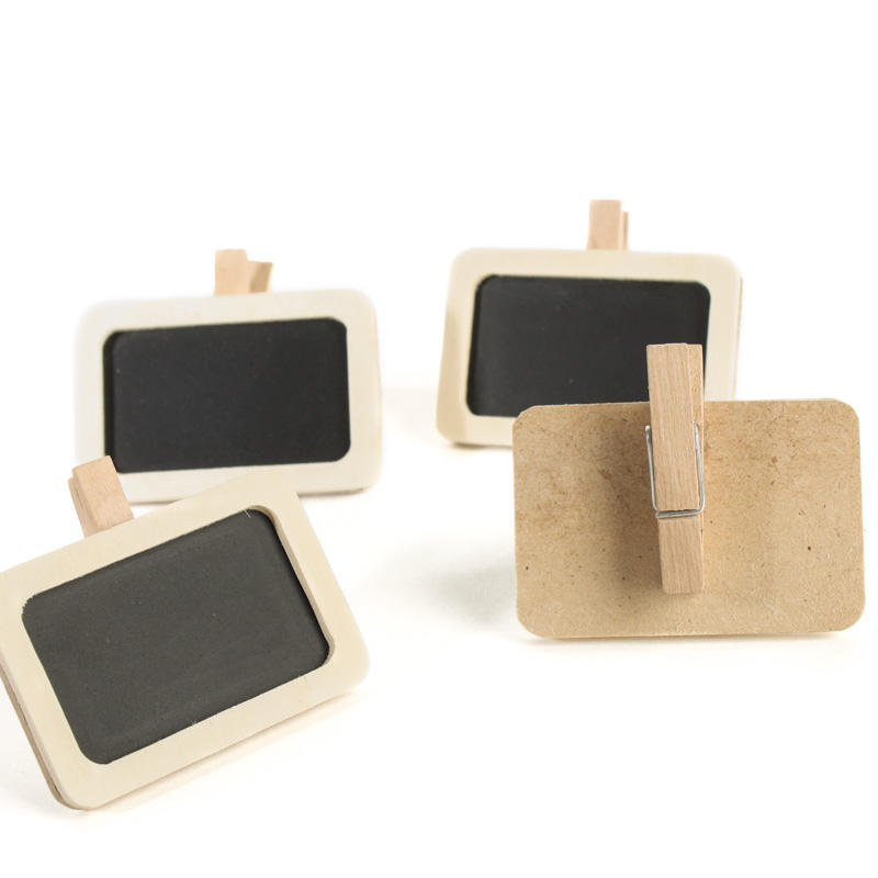 mini chalkboards with clothespins mini chalkboards basic craft supplies craft supplies. Black Bedroom Furniture Sets. Home Design Ideas