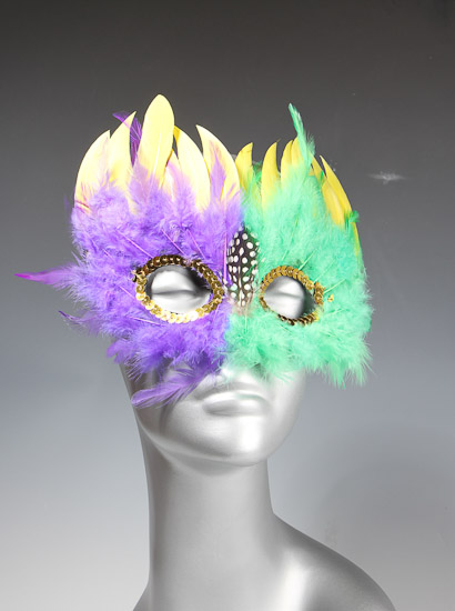 Mardi gras halloween feather mask holiday crafts for Mardi gras masks crafts