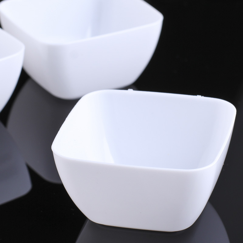White Plastic Dessert Bowls - Gift Bags - Favor Bags ...