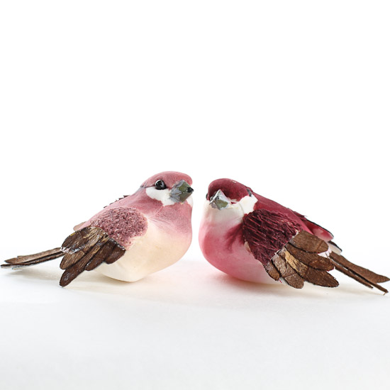 Artificial birds bing images for Fake birds for crafts