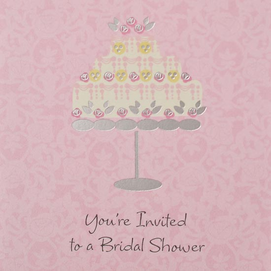 Bridal shower invitations and envelopes set of 30 bridal shower party special occasions for Imprintable bridal shower invitations