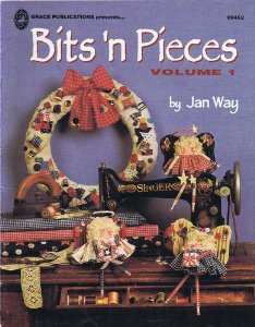 Grace publications bits 39 n pieces book by jan way save for Craft bits and pieces